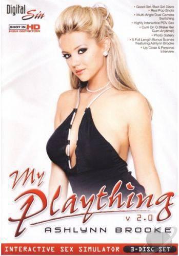 My Plaything - Ashlynn Brooke - INTERACTIVE DVD