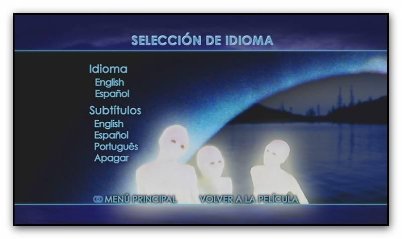 Capturas de pantalla de DVD para adultos