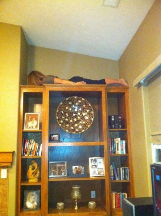 Planking - zabawa w leżenie 47