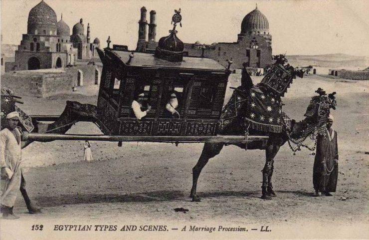 Egipt przed rozwojem turystyki 17
