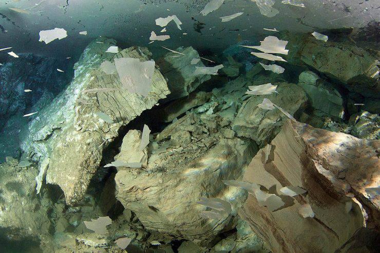 Eksploracja jaskini Orda 34