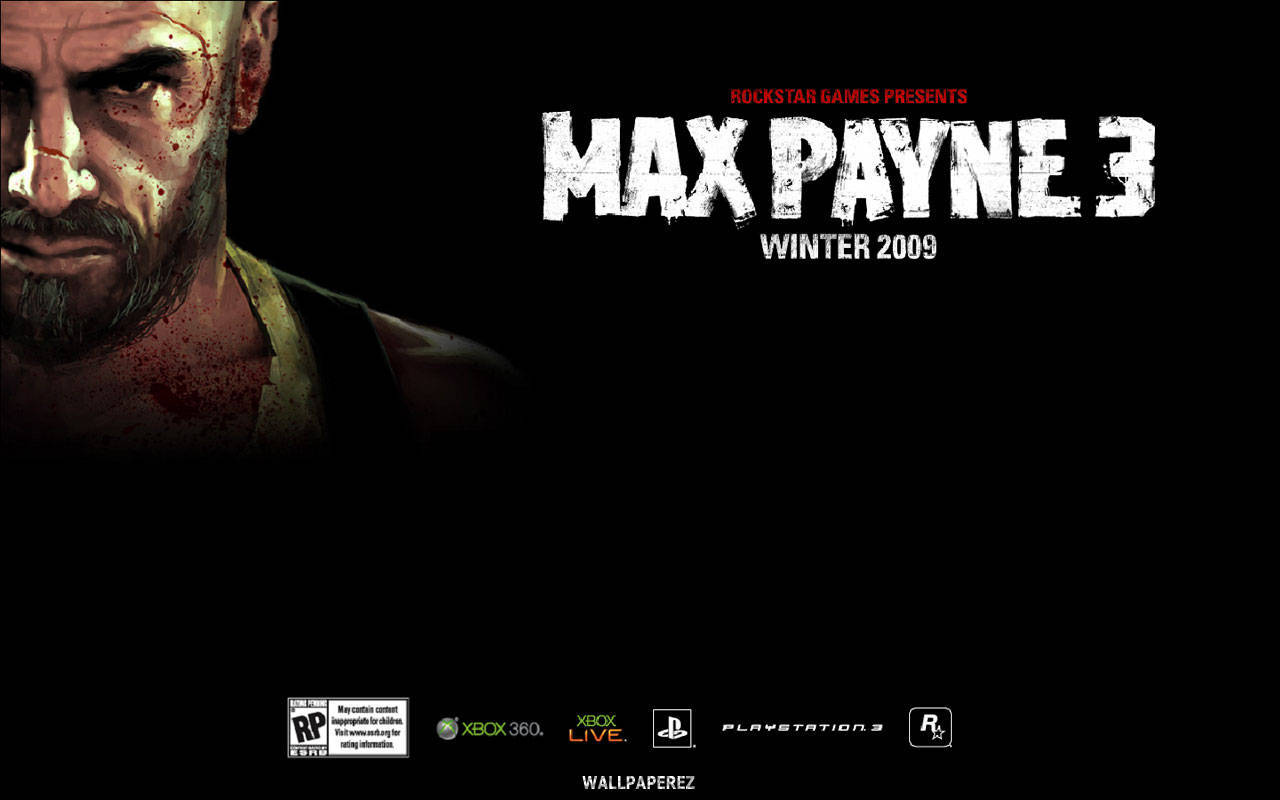 MaxaPyne3Wallpaer