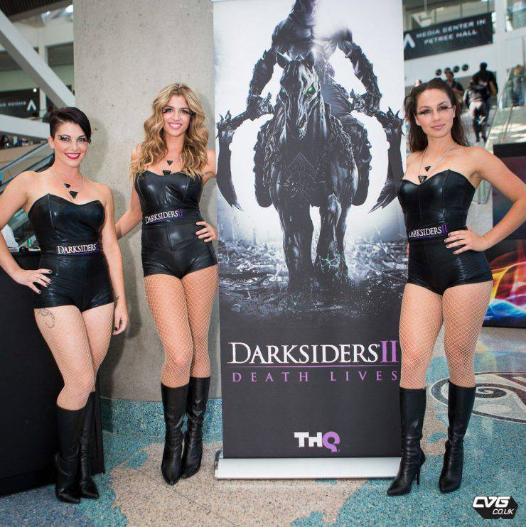 Dziewczyny z Targów E3 2012 71
