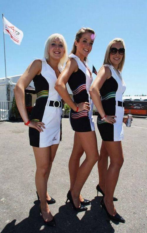 Hostessy z wyścigów 17