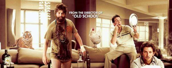 'The Hangover 3' estrena teaser póster