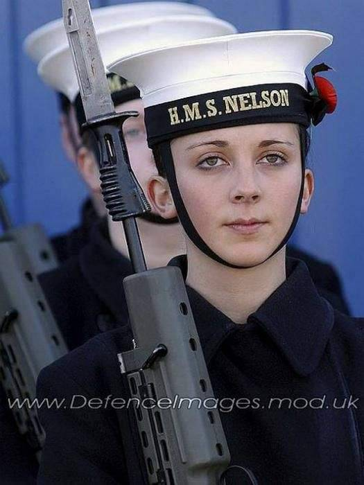 Dziewczyny w armii 31