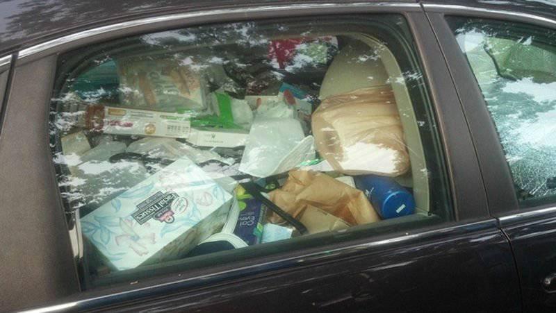 Czasami warto posprzątać w samochodzie 7