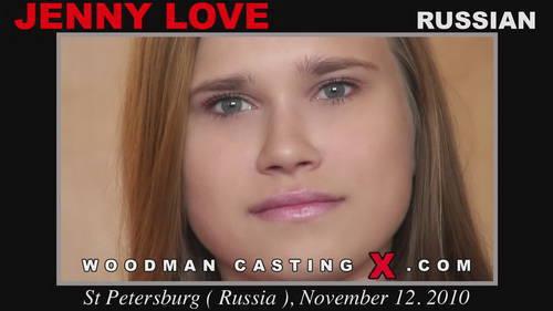 Jenny Love - WoodmanCastingX (2012/HD/2.25 GiB)