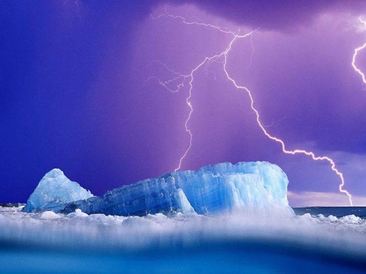 Góry lodowe 1