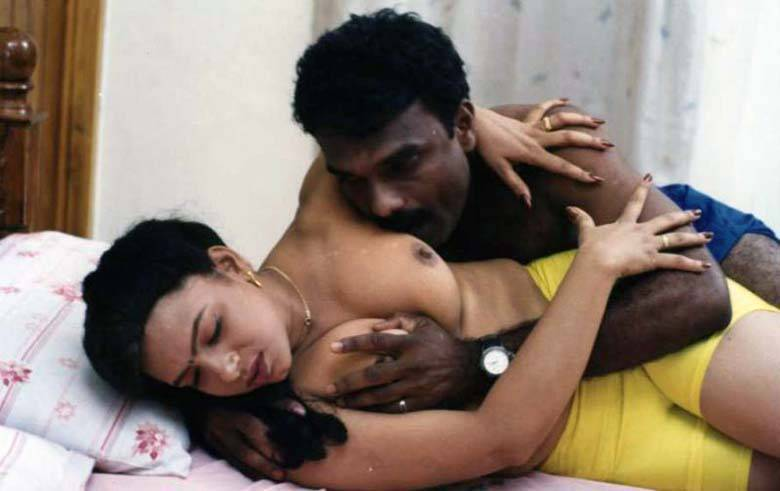 Hot southindian soft boobs massaged
