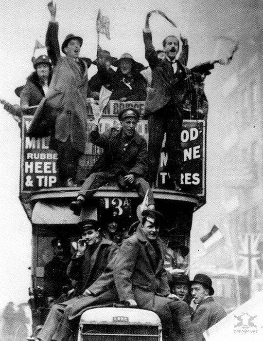 Zakończenie I wojny światowej 16