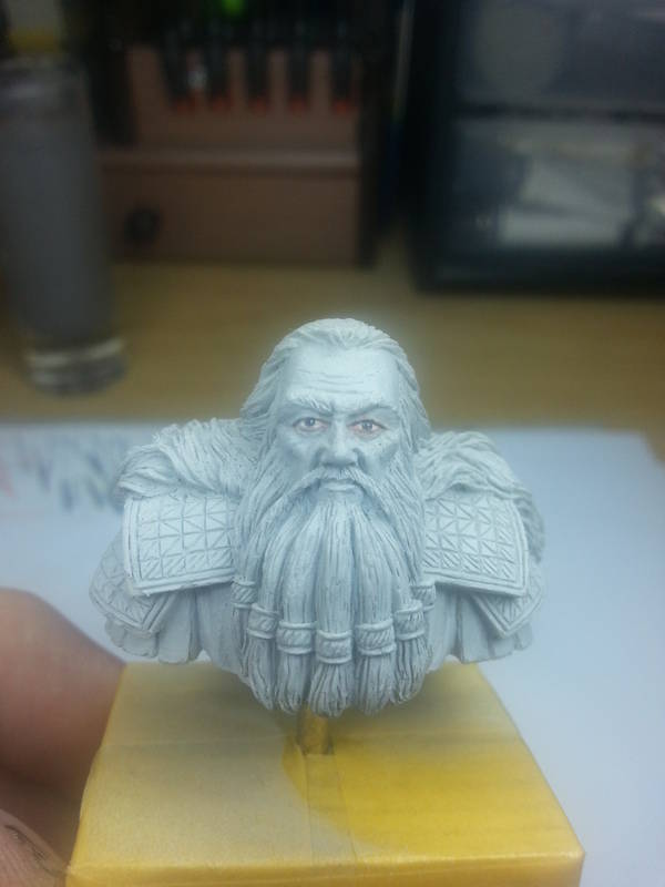 King Derkin (Busto de 150mm, Nocturna Models) 1703965450754935902492461917bd9a2f0ba8a0