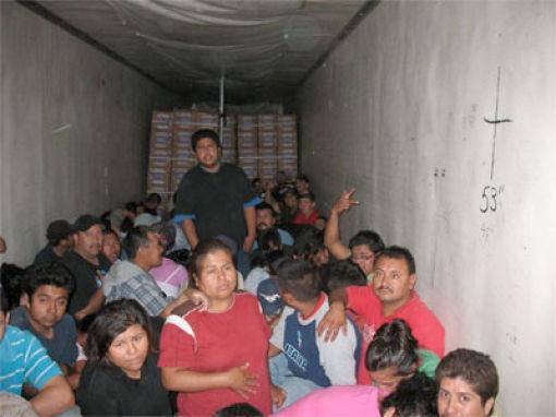 Na granicy Meksyk - USA 23