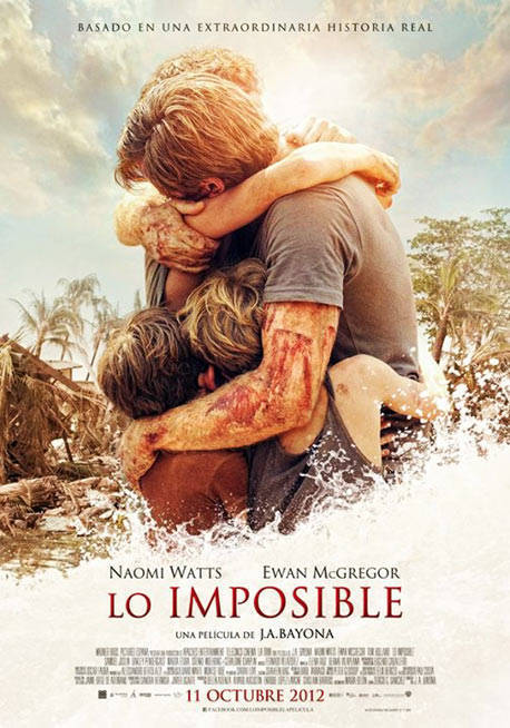 Lo imposible / The Impossible (2012) DVDRip subtitulada
