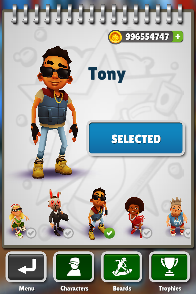 Hack Subway Surfers (PlayerData)