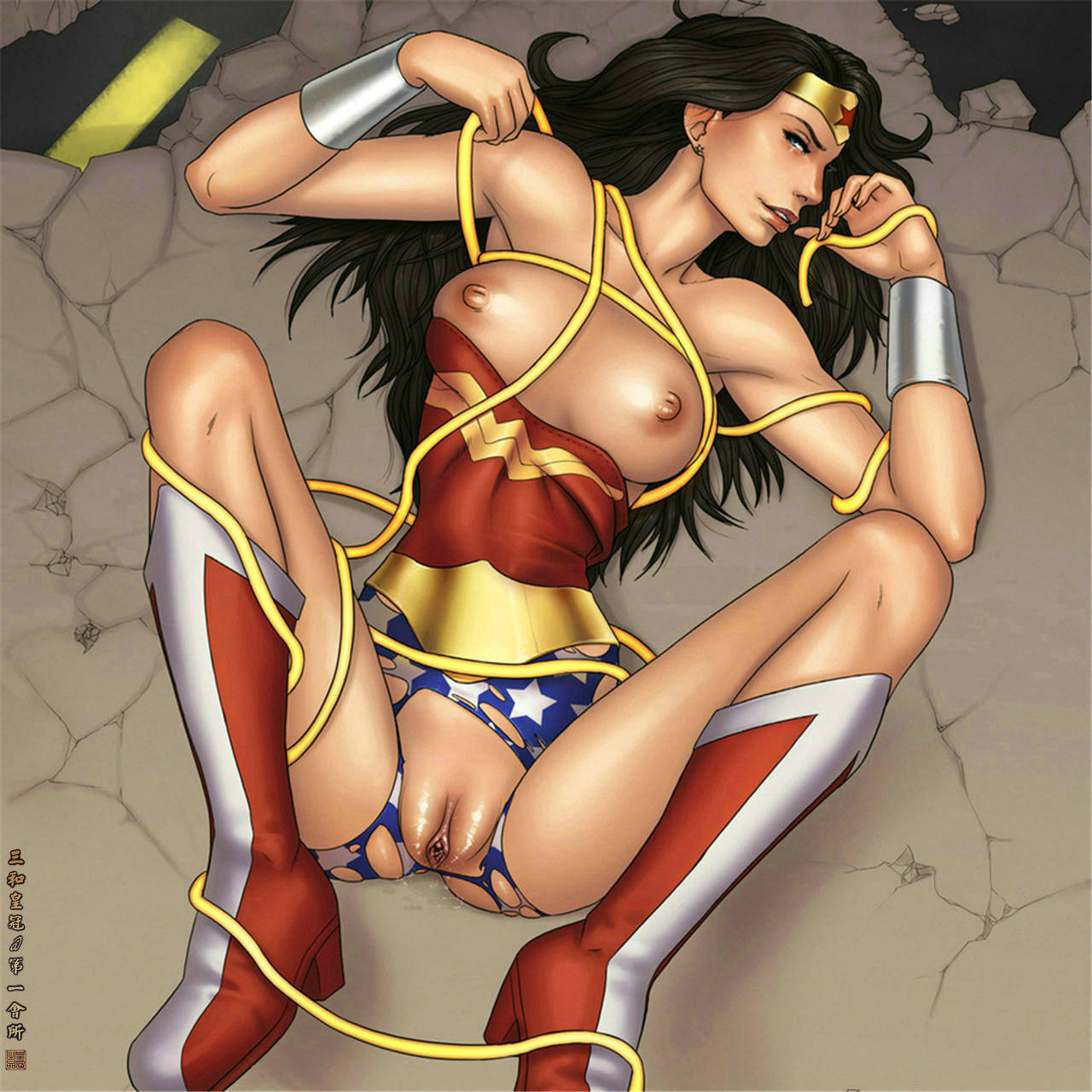Wonder woman hentai pic nudes download