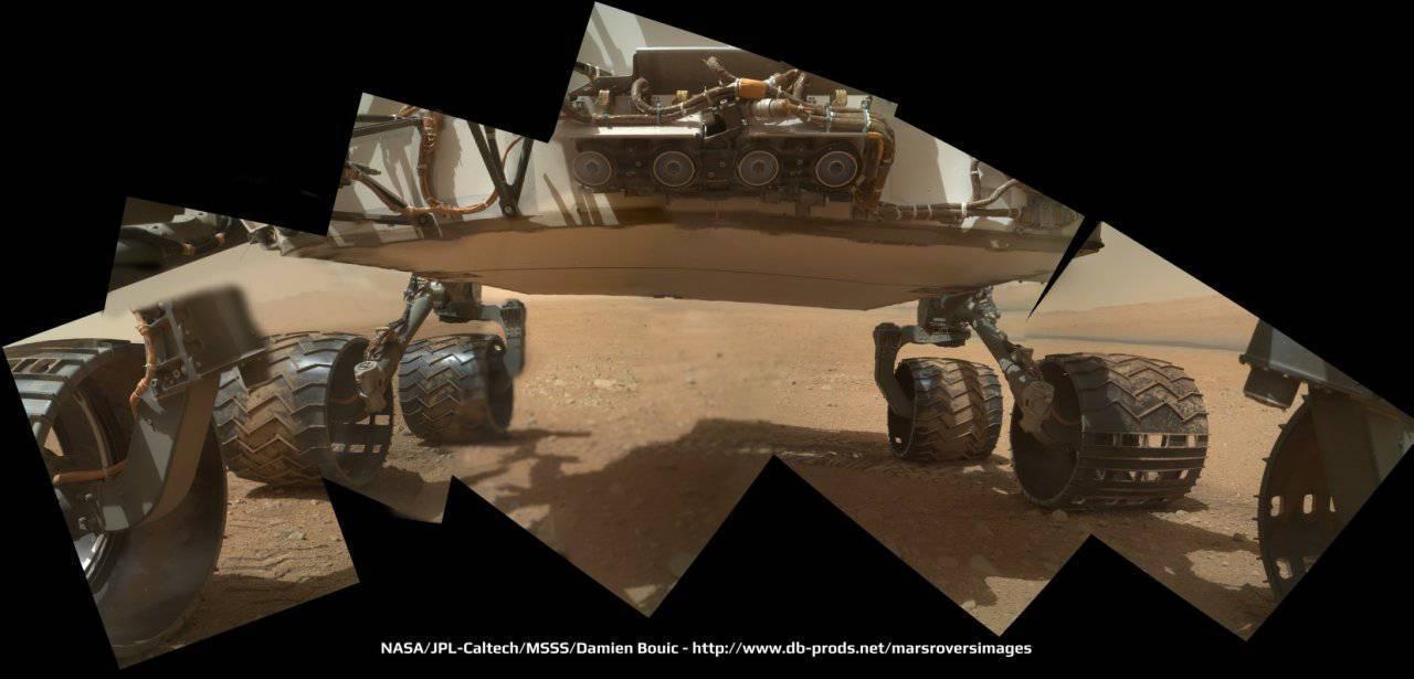 Zdjęcia z powierzchni Marsa 3