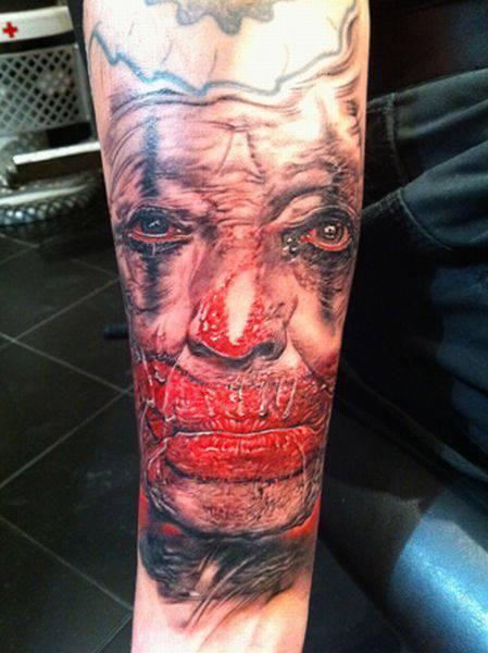 Super tatuaże #2 39