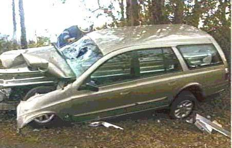 Wypadki samochodowe #4 10
