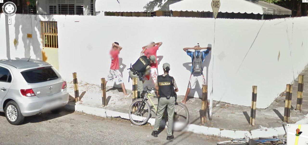 Nietypowe sceny z Google Street View #2 3