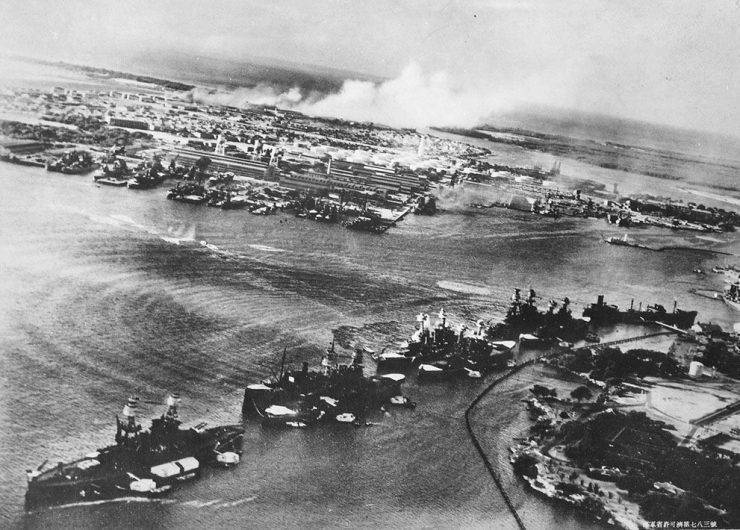 Atak na Pearl Harbor. 7