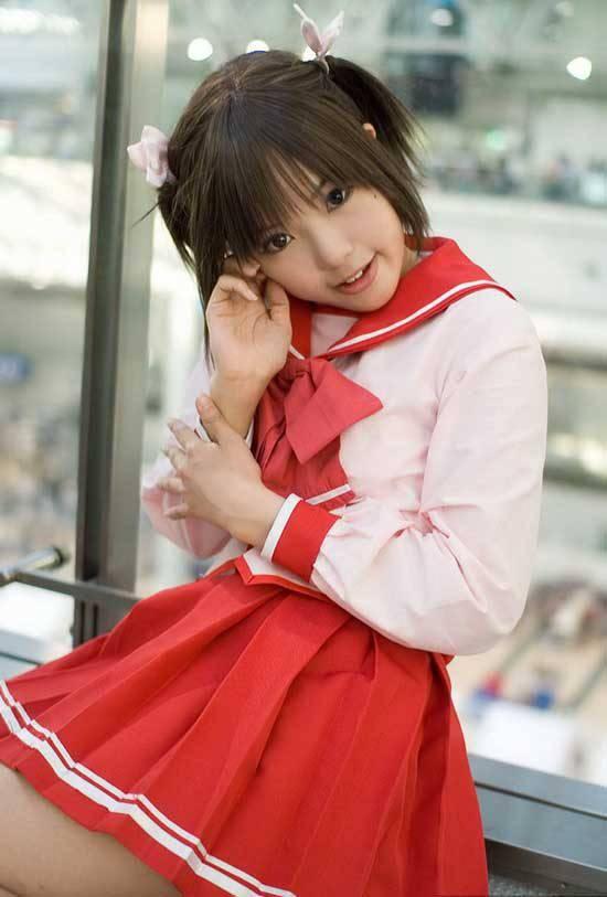 Dziewczyny i cosplay #2 12