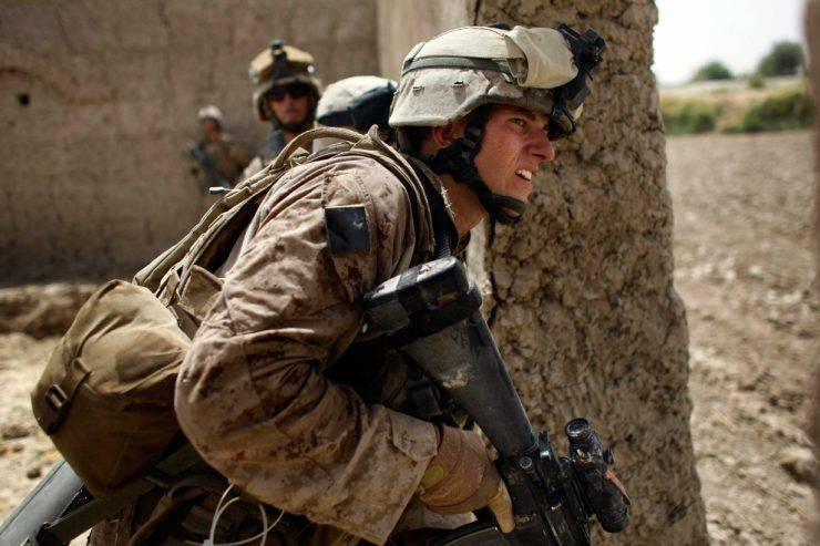Zdjęcia z wojny w Afganistanie 21