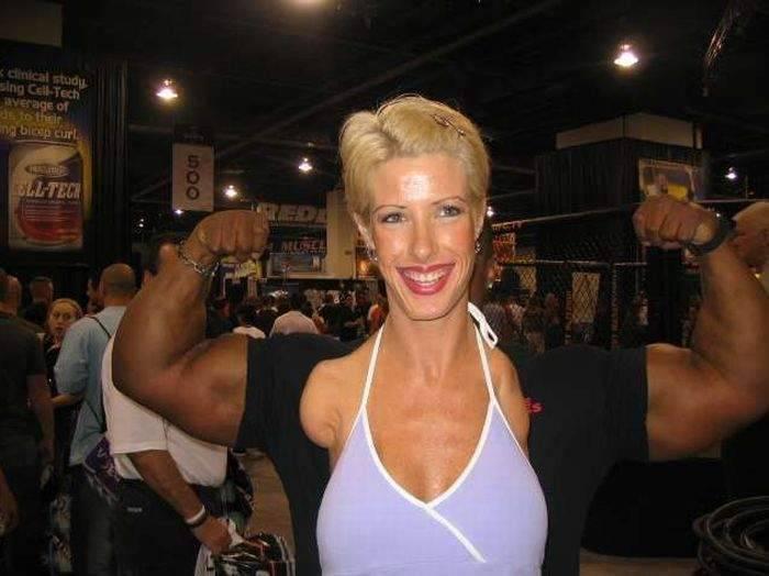 Barbie Guerra - niezwykle silna kobieta 13