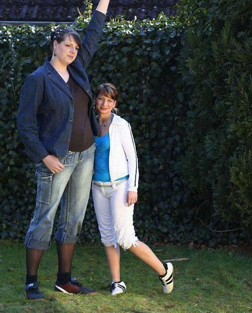 Wysokie kobiety 10