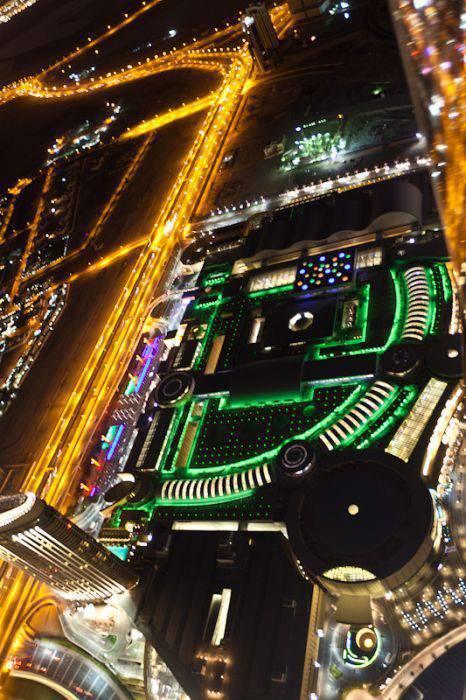 Dubaj nocą 8