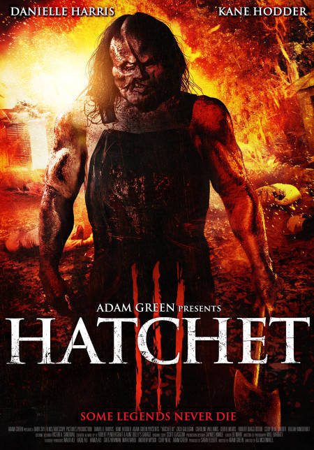 Hatchet III 2013 HDRip XVID AC3 HQ Hive-CM8 | 1.13 GB