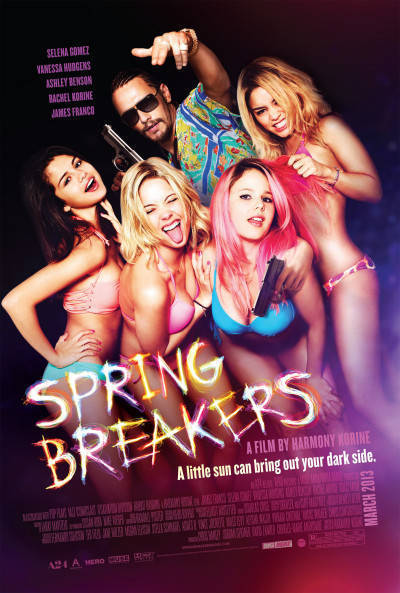 Spring Breakers (2012) 720p BRRip XviD AC3-MAJESTiC