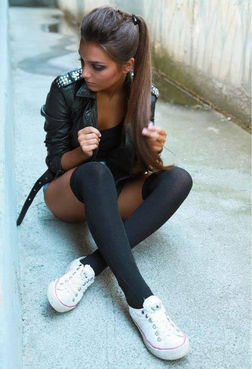Dziewczyny w zakolanówkach #3 24