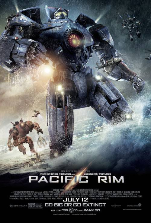 Pacific Rim 2013 CAM MP3 MURDER