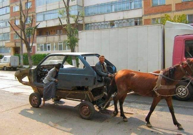 Uroki życia w Rumunii 1