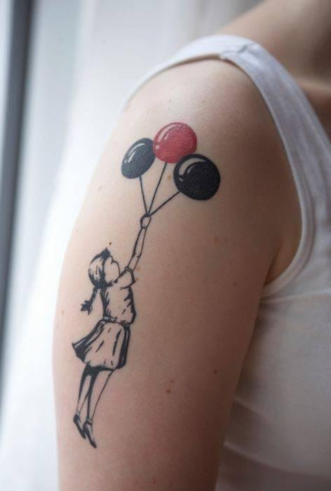 Oryginalne tatuaże #3 25