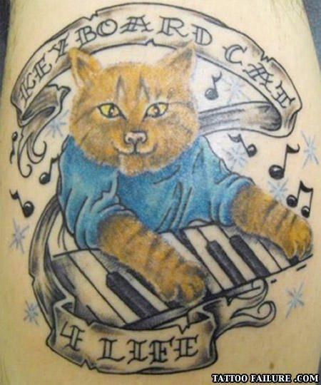Najgorsze tatuaże #3 4