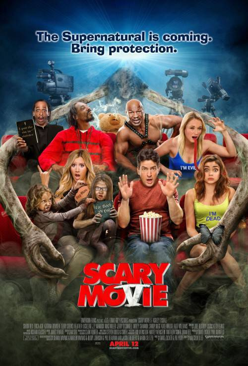 Scary Movie 5 2013 BRRIP X264 AAC CrEwSaDe