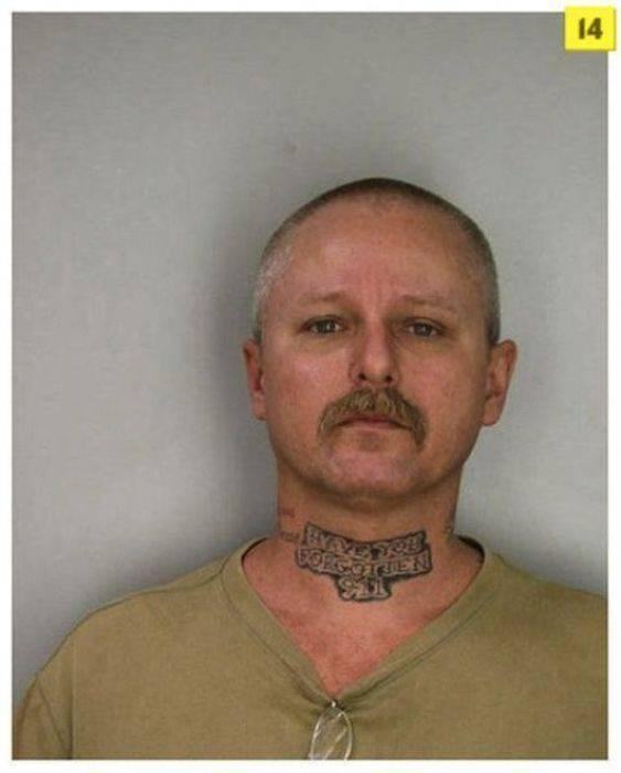 Tatuaże przestępców #2 15
