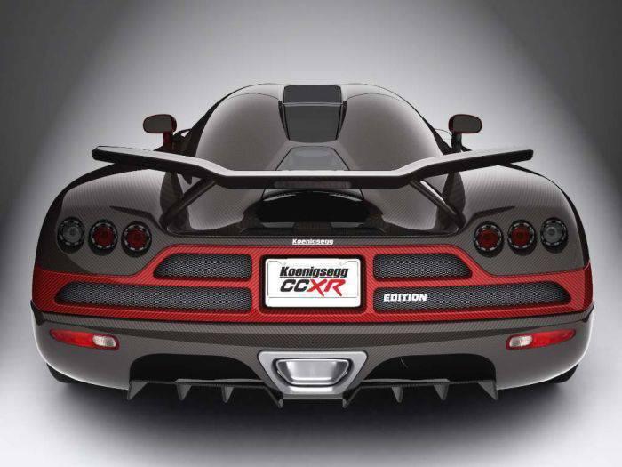 Najszybsze samochody 2010 roku 8