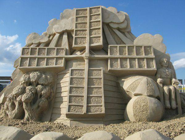Rzeźby z piasku #3 65