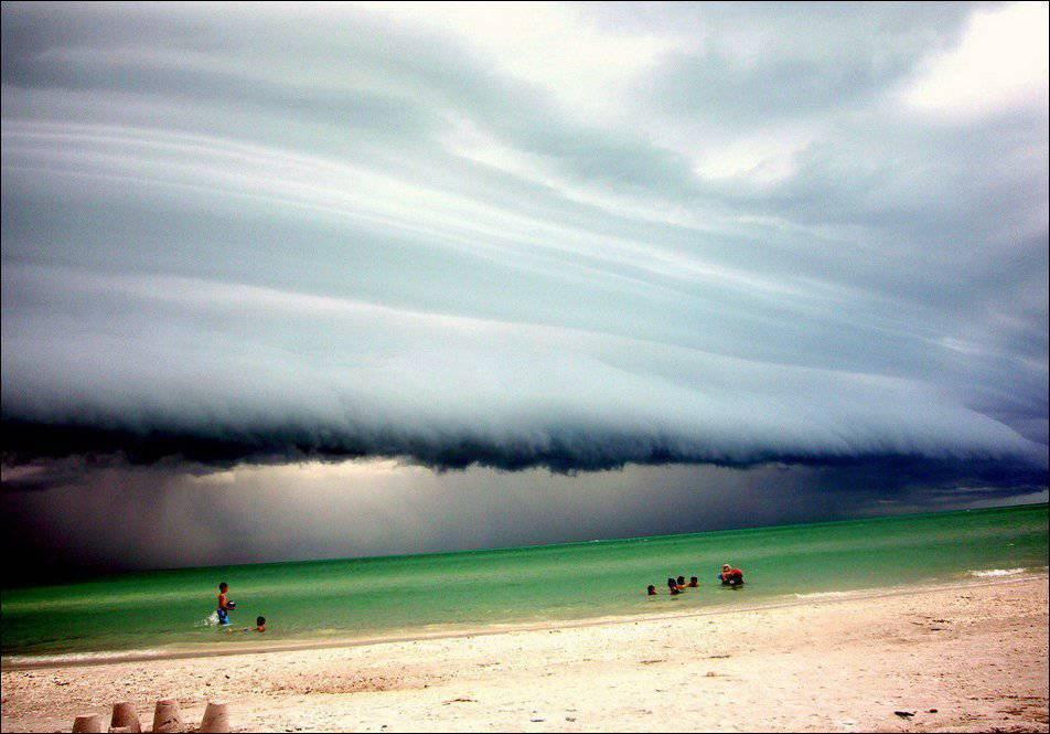 Niezwykle zdjęcia chmur 29