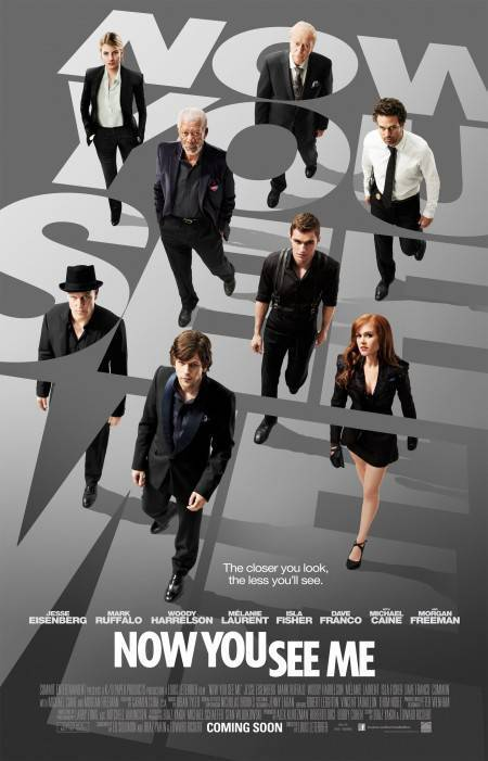 Now You See Me 2013 EXTENDED Brrip Xvid Ac3 Projekt ipt