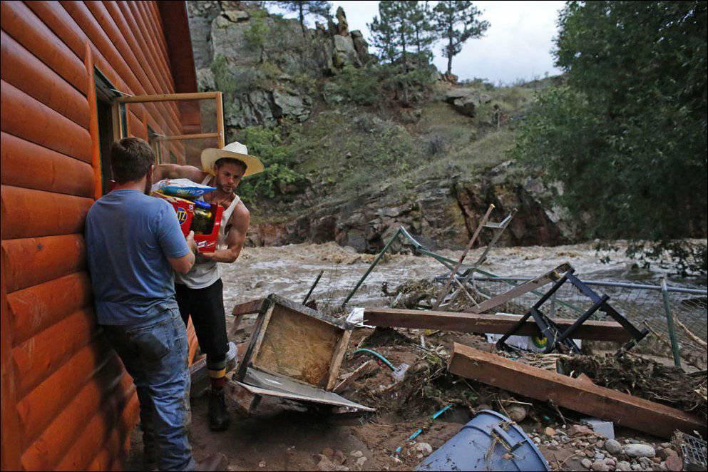 Powódź w Kolorado 22