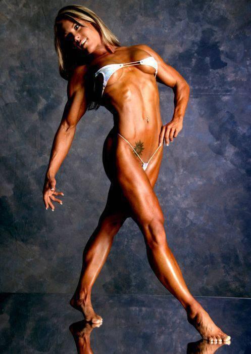 Muskularne dziewczyny 14