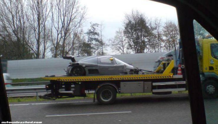 Wypadki najdroższych samochodów 18