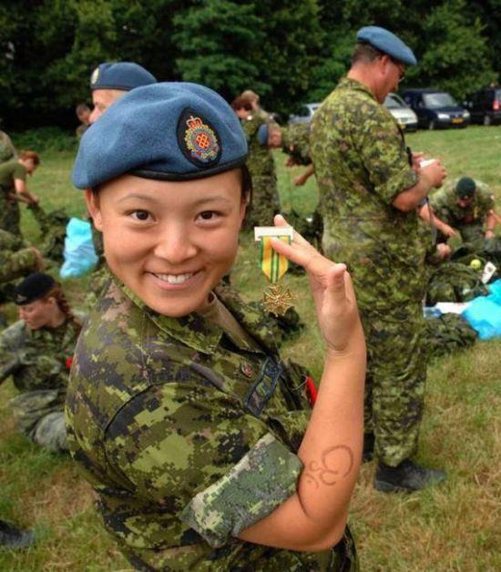 Kobiety w wojsku 17