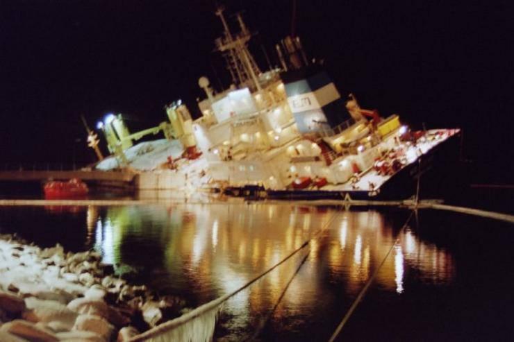 Tonące statki 6