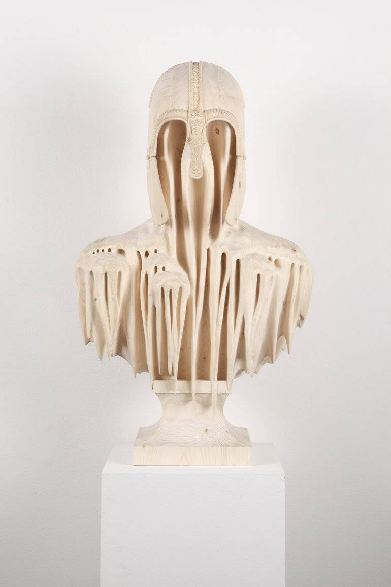 Niesamowite rzeźby z drewna 17