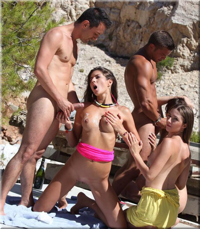 Секс в испании фото
